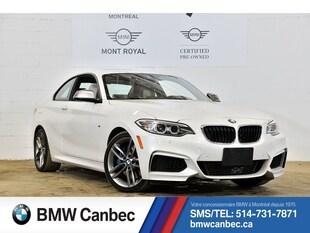 2015 BMW M235i xDrive M235i xDrive-97$ Hebdomadaire-M Sport -** Coupe
