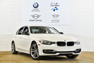 2014 BMW 320I xDrive-Bas Prix-1 proprio Sedan