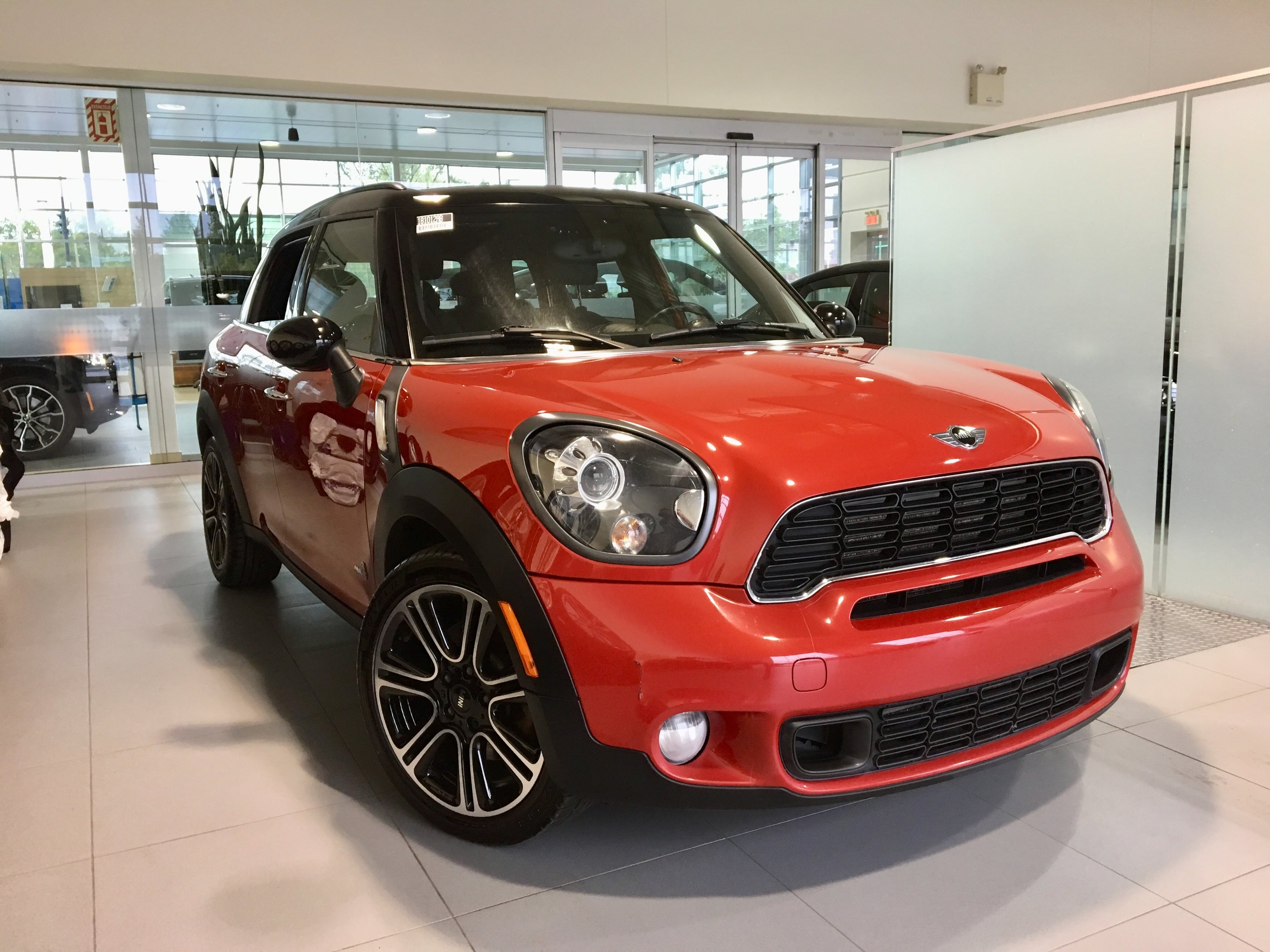 2013 MINI Countryman Cooper S + XENON + ALL 4 + 18PO + WOW!!! SUV