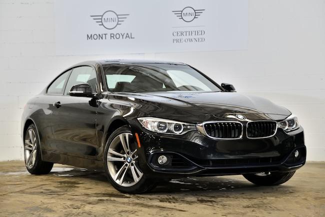 2014 BMW 428i xDrive-392$/Mois Tout Inclus -  Coupe