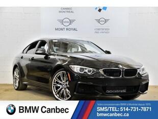 2016 BMW 435i 435i xDrive AWD-Gran Coupe- Individual- Cuir Merin Gran Coupe