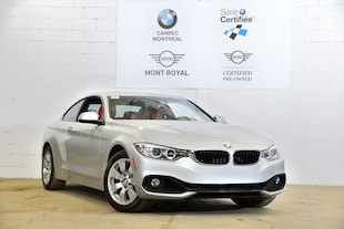 2015 BMW 428i xDrive-39 286 Km -8 Pneus et Mags Coupe