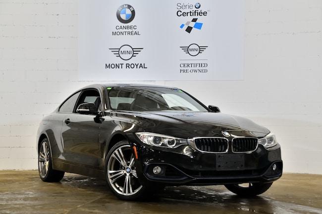 2014 BMW 428i xDrive-159$/2 Sem. Certifié- Coupe