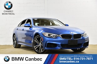 2016 BMW 435i 435i xDrive - Certifié- M Performance Packa Gran Coupe