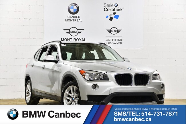 2015 BMW X1 xDrive28i-Premium Package-Serie Certifié Ga SAV
