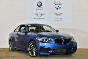 2015 BMW 228i xDrive- Sport Pack.99$ Hebdomadaire**- Coupe