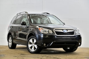 2015 Subaru Forester 2.5i Touring Package SUV