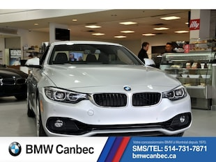 2018 BMW 4 Series 430i xDrive Convertible Cabriolet