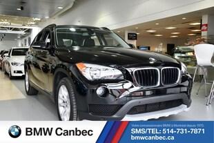 2015 BMW X1 xDrive28i - 61$/sem* Certifié- Gar 5 ans Km SAV