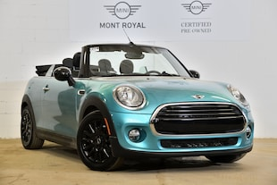 2018 MINI Convertible NAVIGATION + LOADED + WOW!!! Cooper FWD