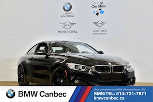 2015 BMW 4 Series 428ixDrive-MSport Package-87$/sem.* Coupe