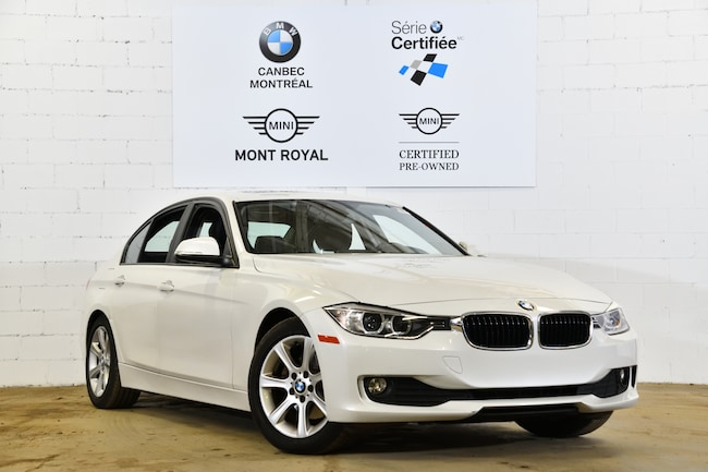 2012 BMW 320i 50$/sem. * 56 447 km-WOW Sedan