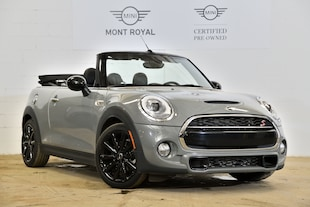 2018 MINI Convertible CUIR + 17PO + LED + WOW!!! Cooper S FWD