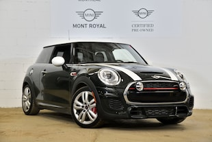 2018 MINI 3 Door NAVIGATION + 8 ROUES + LED !!! John Cooper Works FWD