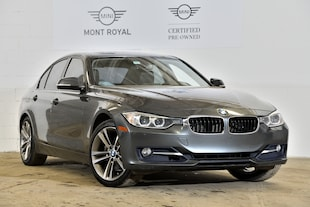 2014 BMW 320i xDrive-$0 Comptant $ 129.54 aux 2 semaines** Berline