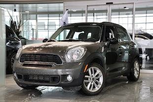 2014 MINI Countryman Cooper S + TOIT PANO + ALL4 + PROMO 0.99% SUV