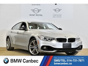 2016 BMW 428i 428i xDrive- Premium PKG-482$/Mois Tout Inclus- Gran Coupe