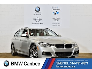 2016 BMW 328i 328i xDrive-Touring-M Performance PKG Touring