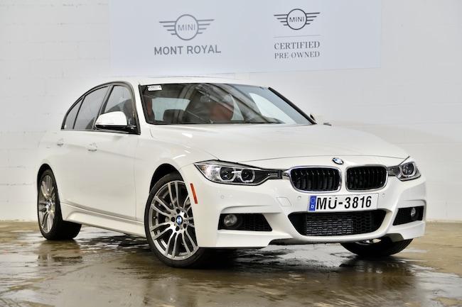 2015 BMW 328I xDrive-M Sport- Certifié Gar. 5 ans Km illimité*- Berline