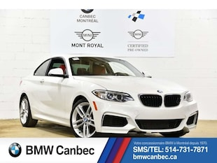 2016 BMW 228i 228i xDrive- Garantie 5 ans/km illimité* Coupe