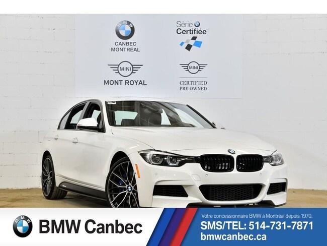 2018 BMW 340i 340i xDrive-M Performance Édition-Toute Opt Sedan