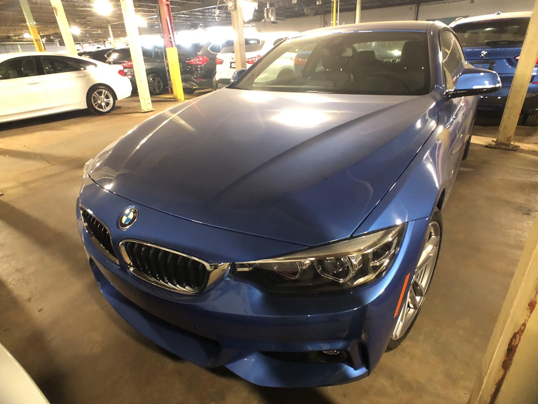 2019 BMW 430i 430i xDrive Coupe
