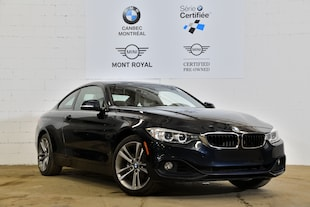 2015 BMW 428i xDrive-78$ Hebdomadaire/0$ Comptant**- Coupe