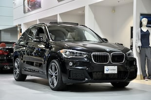 2018 BMW X1 xDrive-M Sport Package-Bas Km- xDrive28i Sports Activity Vehicle