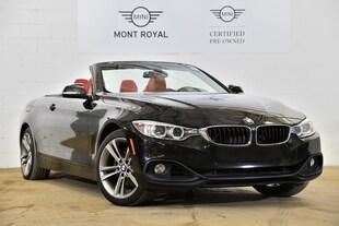 2016 BMW 428i xDrive-Convertible-Certifié Gar. 5 Ans Km Illimité* Convertible