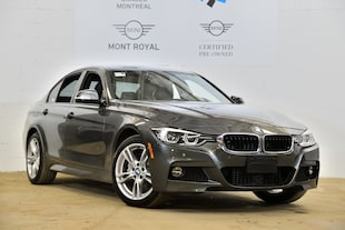 2018 BMW 330i xDrive-M Sport Package - 6 873 km WOW- Sedan