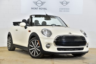 2017 MINI Convertible Cooper + LOADED + WOW SEULEMENT 5995KM!!! Convertible