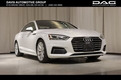 2018 Audi A5 2.0T Premium Coupe in [Company City]