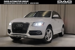 2016 Audi Q5 3.0T Premium Plus SUV in [Company City]