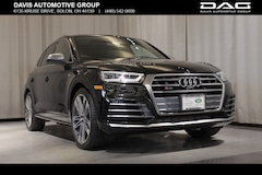 2018 Audi SQ5 3.0T Premium Plus SUV in [Company City]