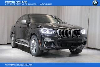 2019 BMW X4 M40i Sedan