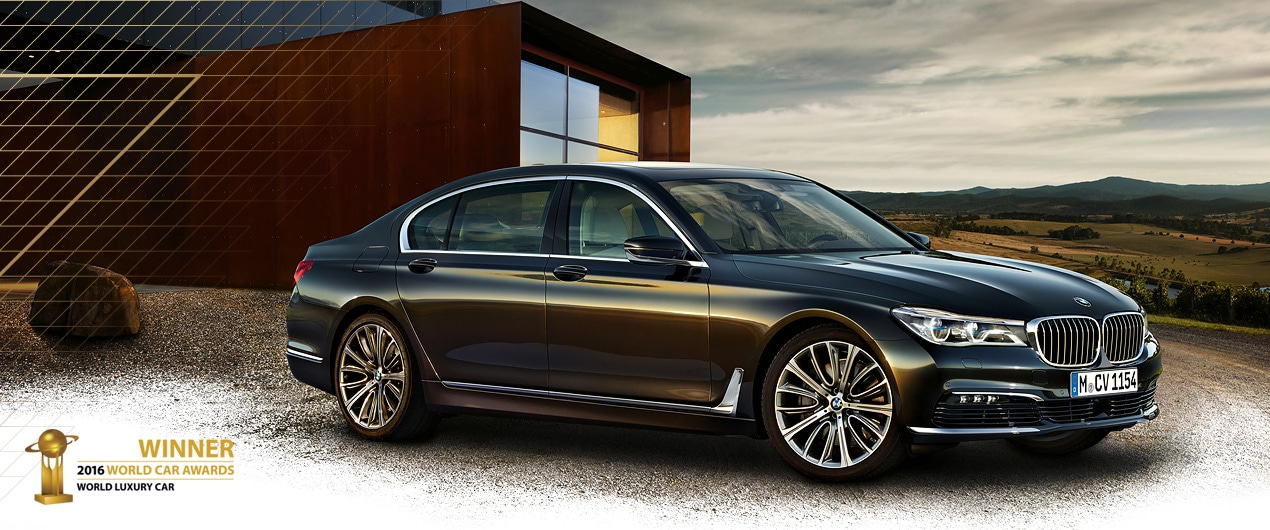 BMW 7 Series Extended Test Drive