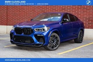 2021 BMW X6 M Base SUV