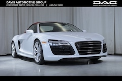2014 Audi R8 5.2 (S tronic) Convertible in [Company City]