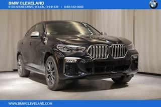 2020 BMW X6 M50i SUV