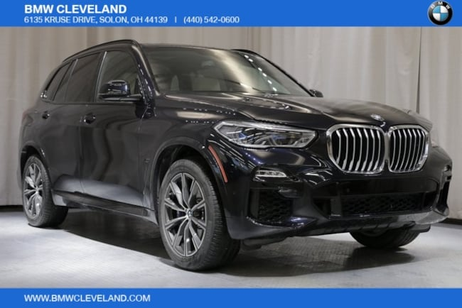 New 2019 Bmw X5 For Sale At Bmw Cleveland Vin 5uxju2c50klb15504