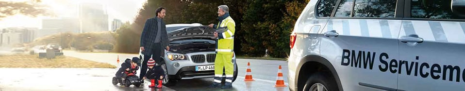 Bmw Roadside Assistance Bmw Cleveland
