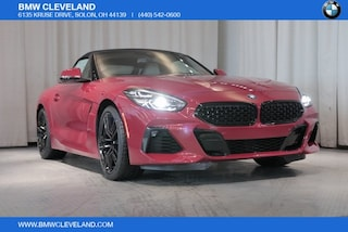 2019 BMW Z4 M sDrive30i Convertible