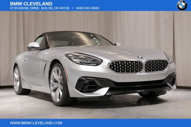 New 2019 Bmw Z4 For Sale At Bmw Cleveland Vin
