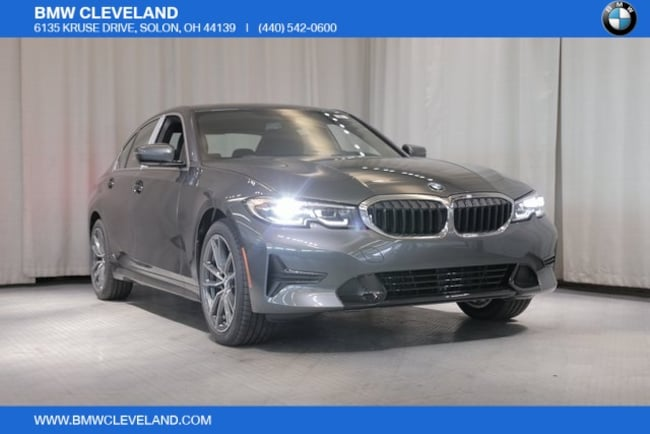 2019 BMW 3 Series 330i xDrive Sedan