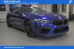 2020 BMW M8 Competition Convertible