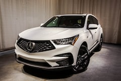 2020 Acura RDX A-Spec Package SUV in [Company City]