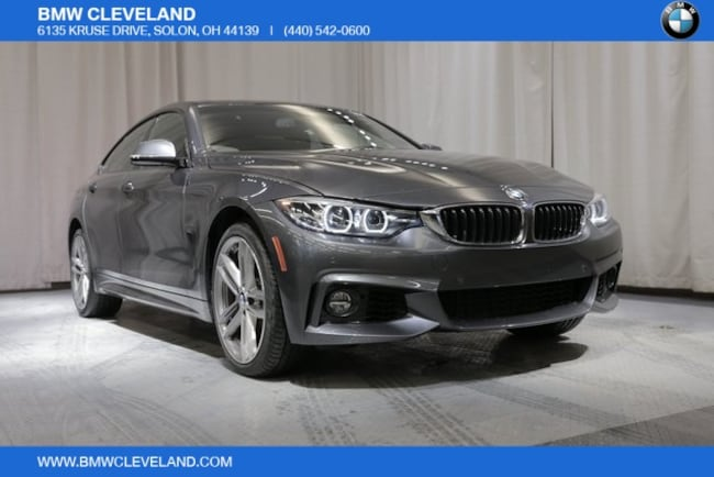 2019 BMW 4 Series 440i xDrive Gran Coupe Hatchback
