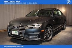 Used 2017 Audi A4 2.0T Premium Sedan For Sale In Solon, OH