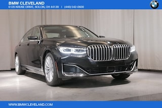 2020 BMW 7 Series 740i xDrive Sedan