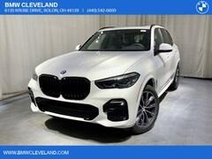 2021 BMW X5 M50i SUV
